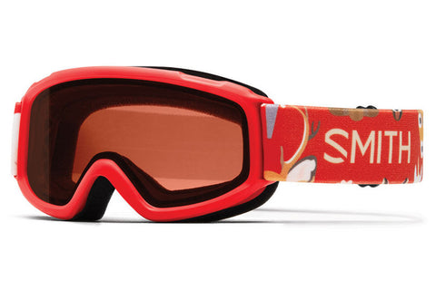 Smith - Sidekick Fire Animal Kingdom Goggles, RC36 Lenses