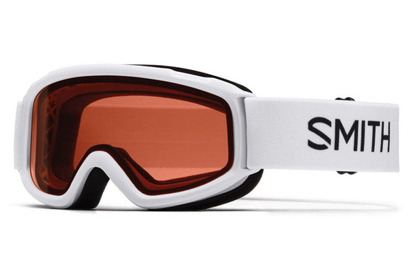 Smith - Sidekick White Goggles, RC36 Lenses
