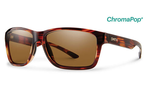 Smith - Drake Tortoise Sunglasses, ChromaPop+ Polarized Brown Lenses