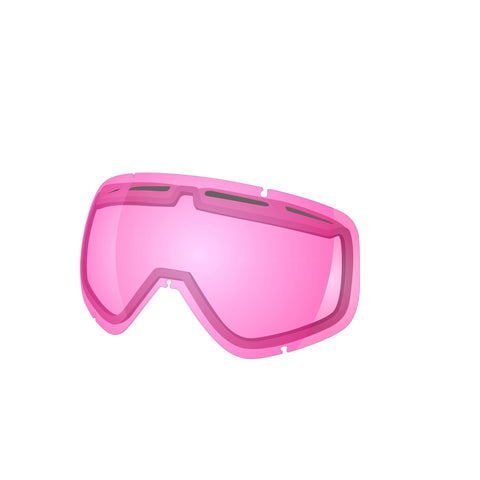Shred Optics - Mini Hoyden Double Ruby  Snow Goggle Replacement Lenses /  Lenses