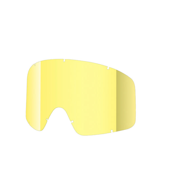 Shred Optics - Monocle Single Yellow  Snow Goggle Replacement Lenses /  Lenses