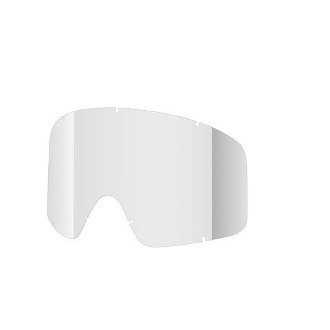 Shred Optics - Monocle Single Clear  Snow Goggle Replacement Lenses /  Lenses