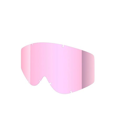 Shred Optics - Nastify Soaza Single Rose  Snow Goggle Replacement Lenses /  Lenses