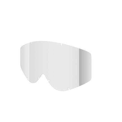 Shred Optics - Nastify Soaza Single Clear  Snow Goggle Replacement Lenses /  Lenses