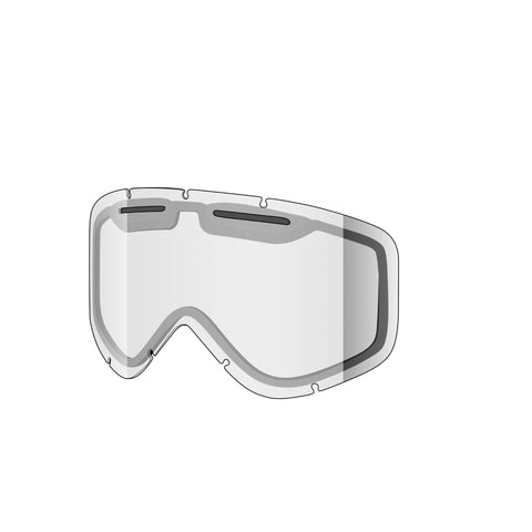 Shred Optics - Wonderfy Double Clear  Snow Goggle Replacement Lenses /  Lenses