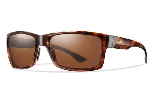 Smith - Dolen Tortoise Sunglasses, Techlite Polarchromic Copper Lenses