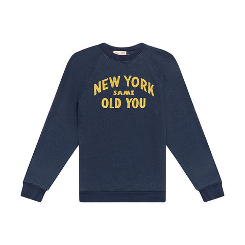 Deus Ex Machina - New You Crew Navy Sweatshirt