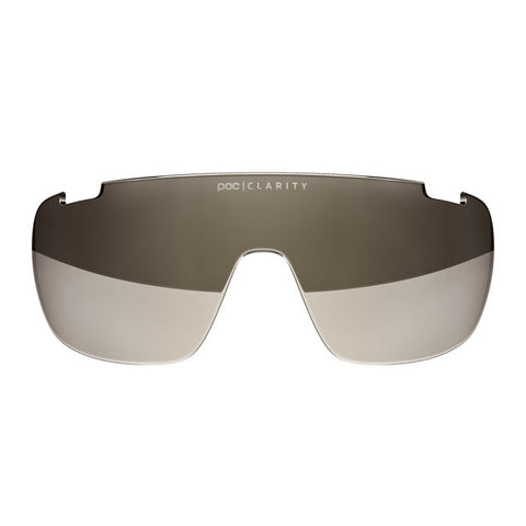 POC - DO Blade Brown Silver Mirror Sunglass Replacement Lenses