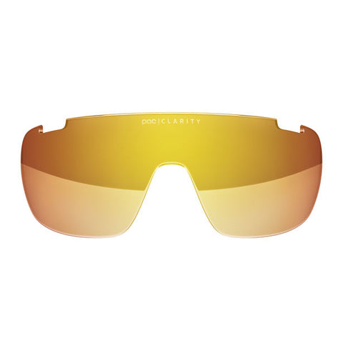POC - DO Blade Gold Mirror Sunglass Replacement Lenses