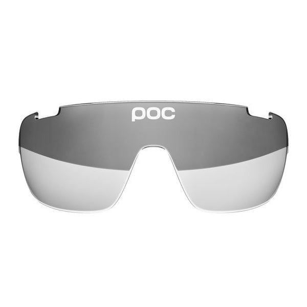 POC - DO Half Blade Violet + Silver Mirror Sunglass Replacement Lenses