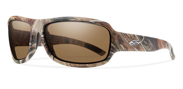 Smith - Drop Elite Realtree AP Sunglasses, Polarized Brown Lenses
