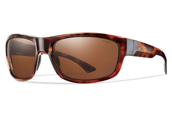 Smith - Dover Tortoise Sunglasses, Techlite Polarchromic Copper Lenses