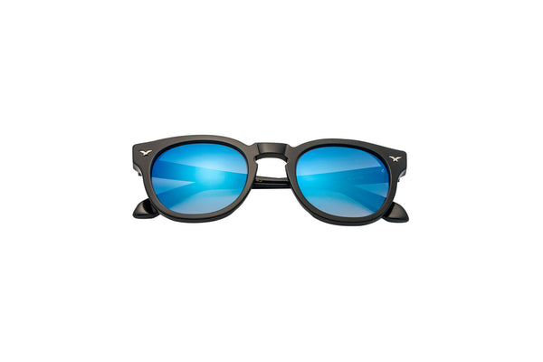 Kyme - George Black Sunglasses
