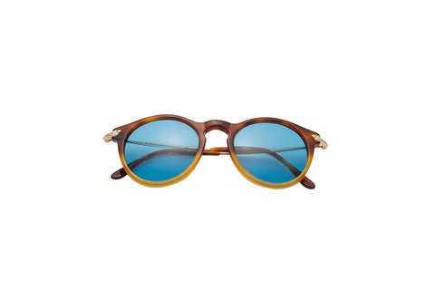 Kyme - Mark Havana & Honey Sunglasses