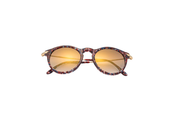 Kyme - Mark Red Remix Sunglasses
