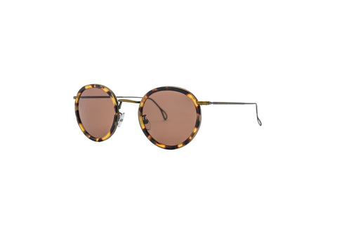 Kyme - Matti Antique Gold Sunglasses