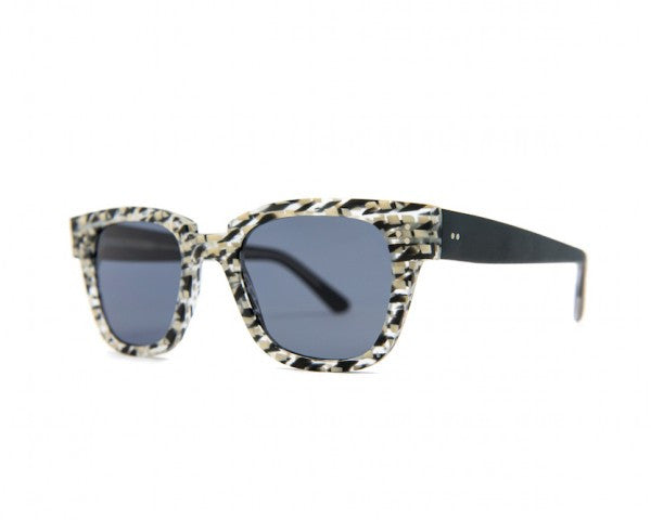 Kyme - Riky White Remix Sunglasses