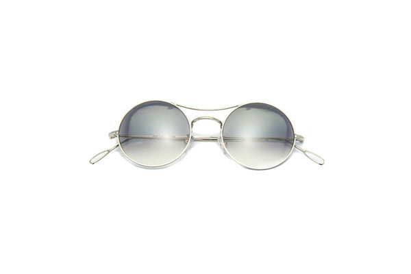 Kyme - Ros Flash Silver Sunglasses