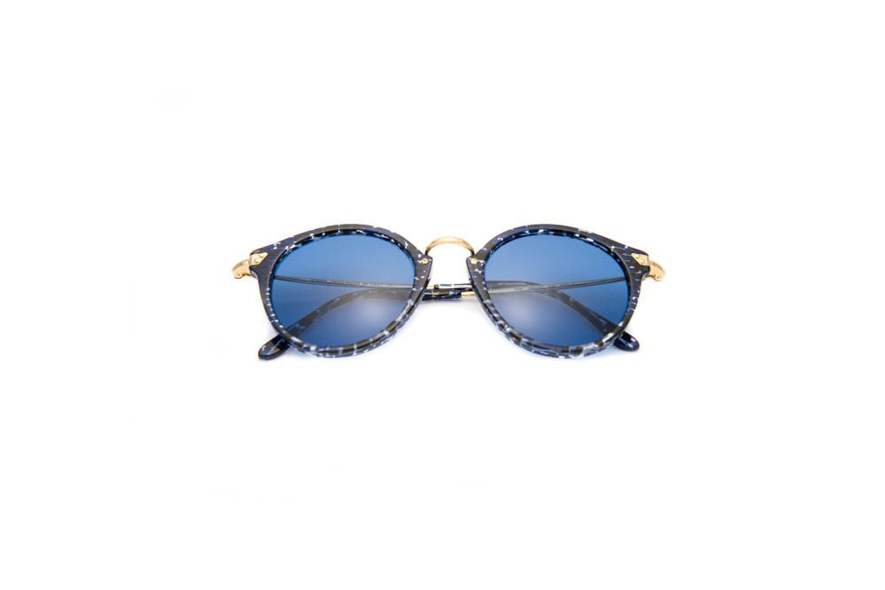 Kyme - Pin Blue Remix Sunglasses