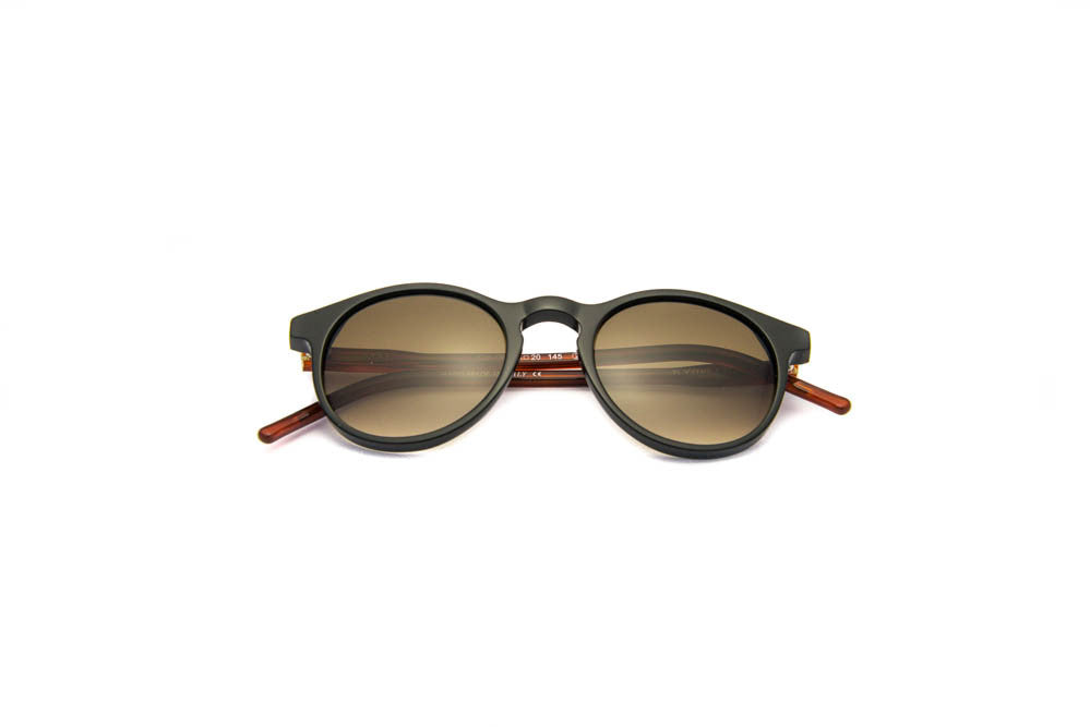 Kyme - Miki Black & Havana Sunglasses