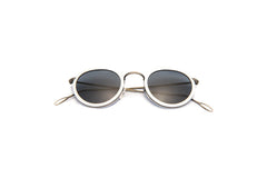 Kyme - Matti Solid Grey Sunglasses