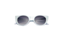 Kyme - Angel Light White Sunglasses