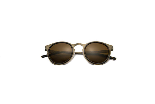 Kyme - Miki Light Antique Silver Sunglasses