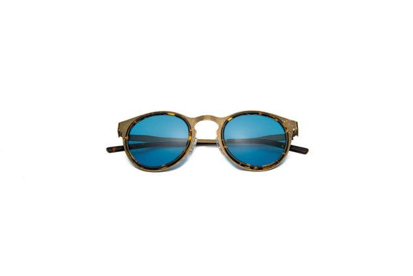 Kyme - Miki Light Antique Gold Sunglasses