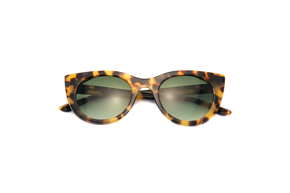 Kyme - Angel Tortoise Sunglasses
