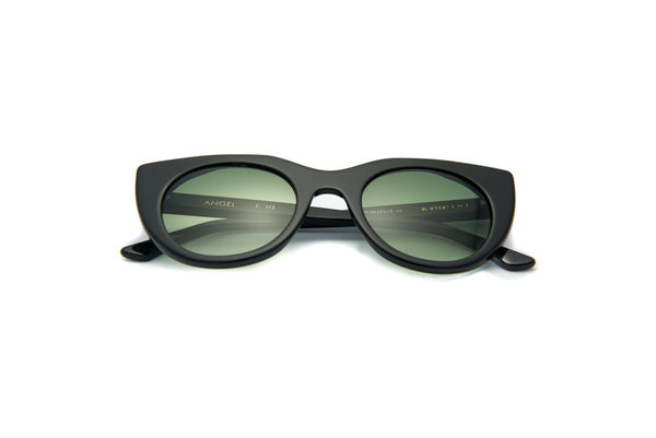 Kyme - Angel Black / Bicolor Sunglasses