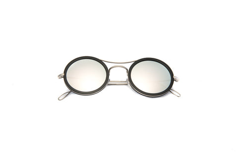 Kyme - Ros Cell Silver Sunglasses