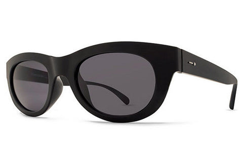 Dot Dash - Headspace Black BKG Sunglasses, Grey Lenses