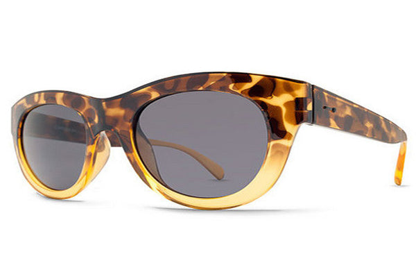 Dot Dash - Headspace Leopard Tortoise LTY Sunglasses, Grey Lenses