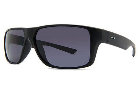 Dot Dash - Turbo Black Gloss BPP Sunglasses, Grey Polarized Lenses