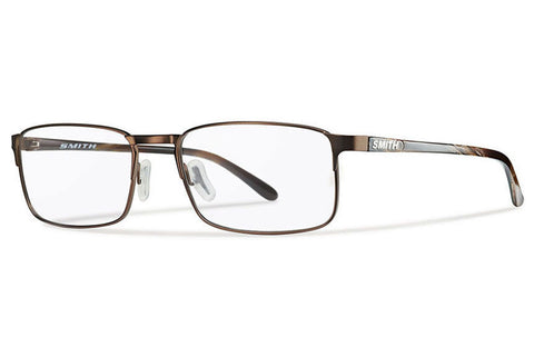 Smith - Durant Matte Brown Rx Glasses