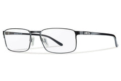 Smith - Durant Dark Ruthenium Rx Glasses