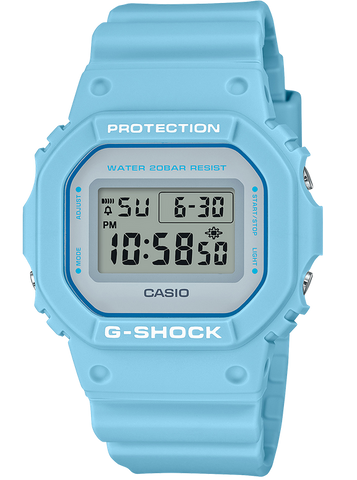 G-Shock - DW5600SC-2 Blue Watch