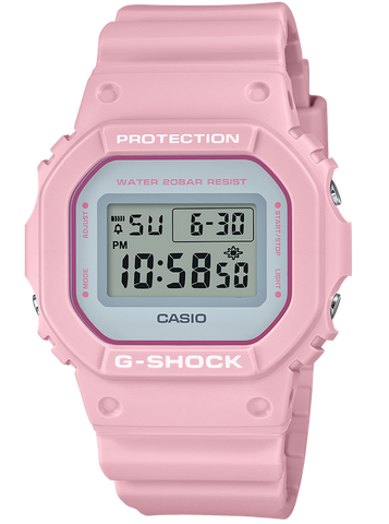 G-Shock - DW5600SC-4 Pink Watch