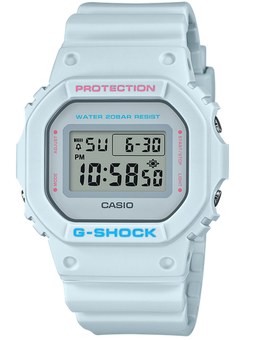 G-Shock - DW5600SC-8 Gray Watch