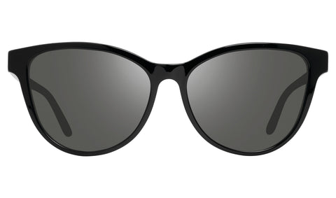 Revo - Daphne 56mm Black Sunglasses / Graphite Lenses