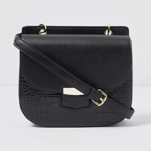 Urban Originals - Darling Baby Black Handbag