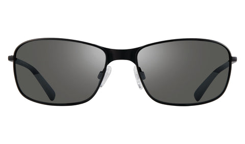 Revo - Decoy 60mm Black Sunglasses / Graphite Polarized Lenses