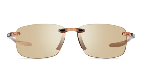 Revo - Descend N 64mm Blush Sunglasses / Champagne Lenses