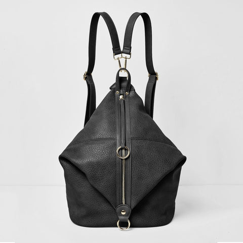 Urban Originals - Desert Reign Black Backpack