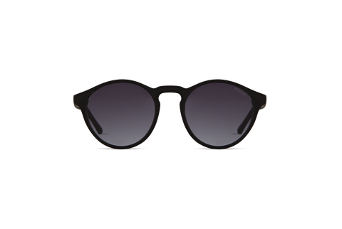 Komono - Devon Carbon Sunglasses / Beige Lenses