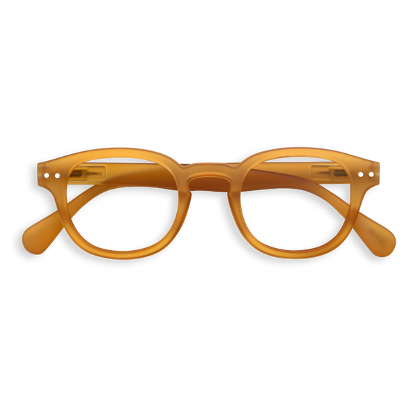 Izipizi - #C Yellow Ochre  Reader Eyeglasses / +2.00 Lenses