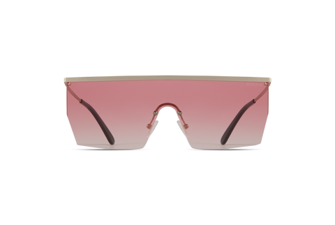 Komono - Don Flamingo Sunglasses / Pink Lenses