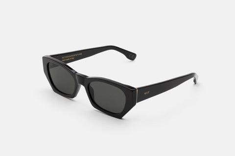 Kaenon - Arcata 64mm Matte Tortoise Sunglasses / Grey 12 Polarized Lenses
