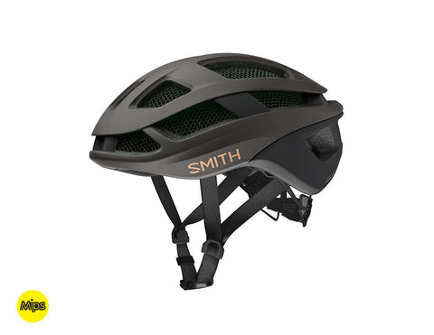 Smith - Trace MIPS Matte Gravy Medium Bike Helmet
