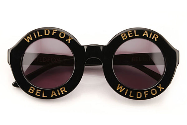 Wildfox - Bel Air Black Sunglasses
